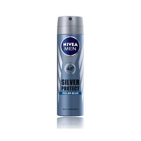 Nivea pánsky deodorant 150 ml - Silver protect