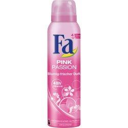 Fa Pink Passion deodorant sprej pre ženy 150 ml