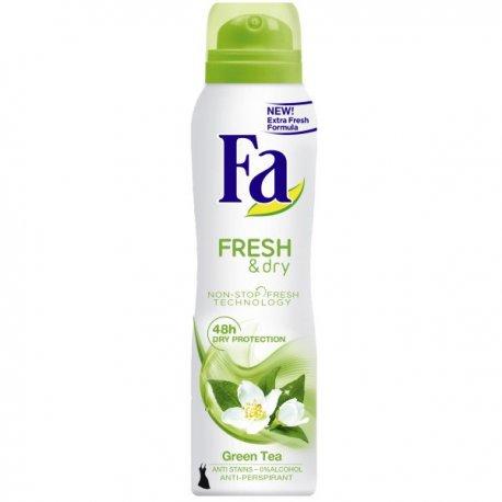 Fa dámsky deodorant 150 ml - Green tea