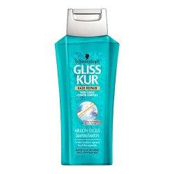 Gliss Kur Million gloss regenerační šampón 250 ml