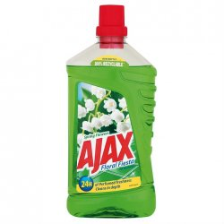 Ajax Floral Fiesta Spring Flowers čistič povrchov pre domácnosť 1 l