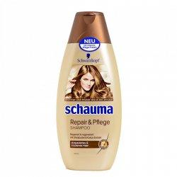 SCHAUMA Regenerácia a starostlivosť, šampón pre namáhané a lámavé vlasy 250ml