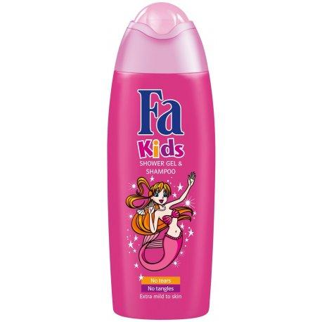 Fa detský sprchový gél a šampón 250 ml
