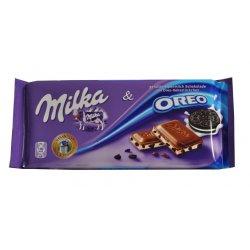 Milka čokoláda 100 g - Oreo