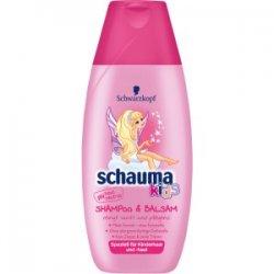 Schauma detský šampón a balzam 250 ml