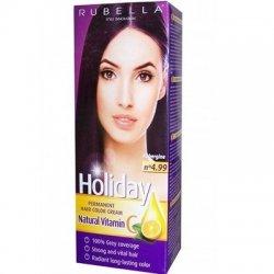 Holiday farba na vlasy - - Baklažán  N 4,99