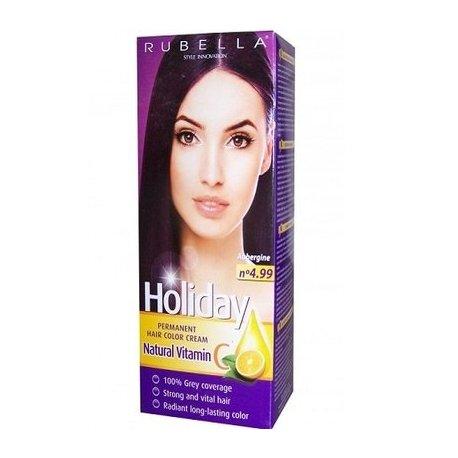 Holiday farba na vlasy - N 4.99 - Baklažán