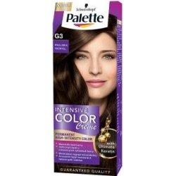 Palette farba na vlasy  - Pralinka G3