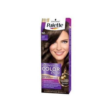 Palette farba na vlasy - N5 - Tmavoplavý