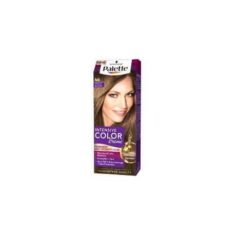 Palette farba na vlasy - N6 - Stredneplavý
