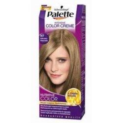 Palette farba na vlasy  - Svetloplavý  N7