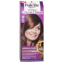 Palette farba na vlasy - Nugát  W5