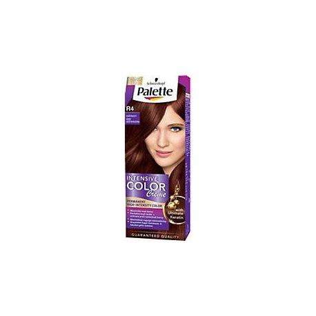 Palette farba na vlasy - R4 - Gaštanový