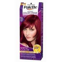 Palette farba na vlasy  - Intenzívny červený  R15