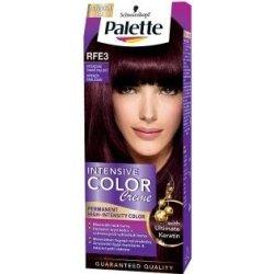 Palette farba na vlasy  - Intenzívny tmavofialový RFE3