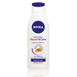 Nivea dámske telové mlieko 250 ml - Repair&care
