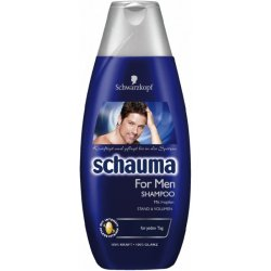 Schauma  pánsky šampón For Men 400ml