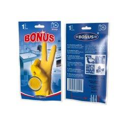 Bonus gumové rukavice - XL