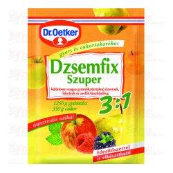Dr. Oetker Džemfix  Super zmes na prípravu džemov a marmelád 25 g 3V1