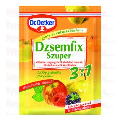 Dr. Oetker džemfix 25 g - 3:1