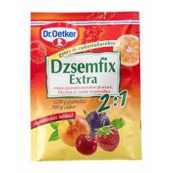Dr. Oetker džemfix 25 g - 2:1