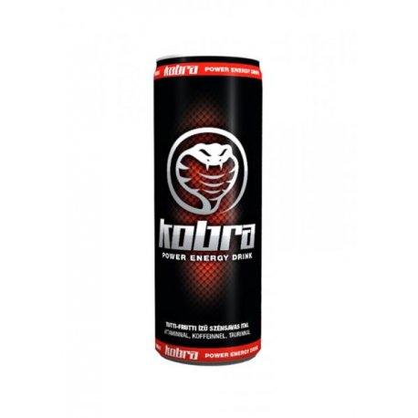 Kobra energetický nápoj 250 ml