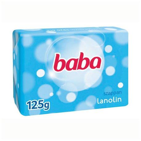 Baba mydlo 125 g - Lanolin