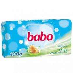 Baba mydlo 100 g - Mandlový