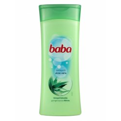 Baba telové mlieko - Aloe vera 400ml