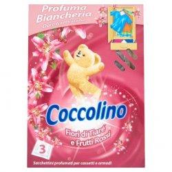 Coccolino voňavý vankúšik Fiori Tiaré 3 ks