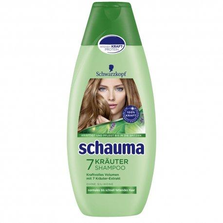 Schauma 400ml čampon 7 bylinkový
