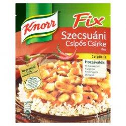 Knorr rafineria  Sečuanské pikantné kura 37g