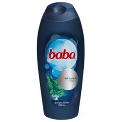 Baba pánsky sprchový gé - Mäta-400 ml