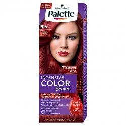 Palette farba na vlasy - ohnive červená R16