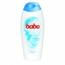 Baba sprchový gél  - Lanolin- 400 ml