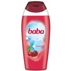 Baba sprchový gel  čerešňa- 400 ml