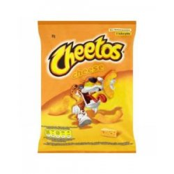 Cheetos Extrudovaný kukuričný výrobok s príchuťou syra 43g