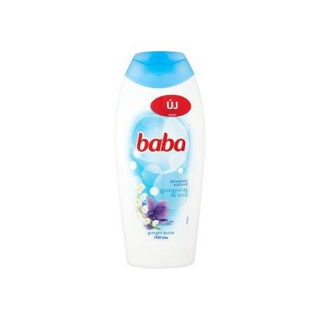 Baba sprchový gél 400 ml - Konvalinka a viola