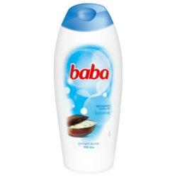 Baba sprchový gél - Kakaové maslo- 400 ml
