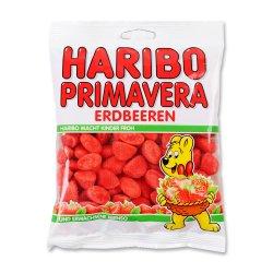 Haribo Primavera Edrbeeren penové cukrovinky 100g