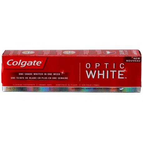 Colgate zubná pasta 75ml Optic White