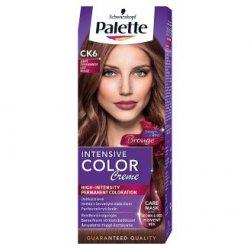 Palette farba na vlasy  - Jemný červenohnedý  CK6