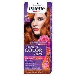 Palette farba na vlasy - Intenzívny Medový  K17