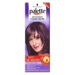 Palette farba na vlasy - Intenzívny fialový  V5