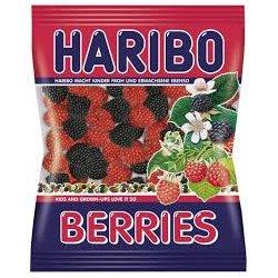 Haribo Berries želé s ovocnou príchuťou 100 g