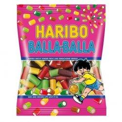 Haribo gumové cukríky  Balla Balla 100g
