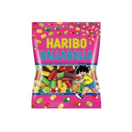 Haribo gumové cukríky 100g Balla Balla