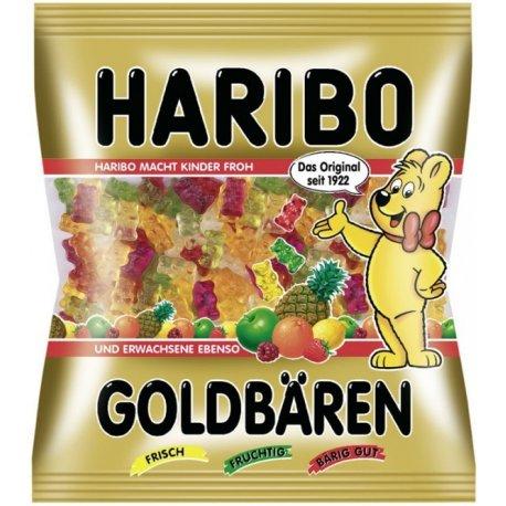 Haribo gumové cukríky 100 g - Goldbären