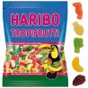 Haribo Tropifrutti mäkké želé cukrovinky s ovocnými príchuťami 100 g