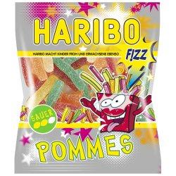 Haribo Pommes fizz želé s ovocnými príchuťami 100 g